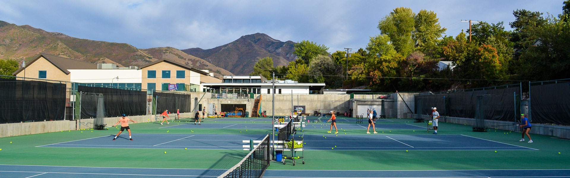 Summer Tennis